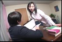 上司を立てる巨乳悩殺美人秘書 藤田美穂