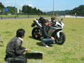 マガリーラングロア 月刊バイクガイド 表紙 オートバイ レディース 女性ライダー